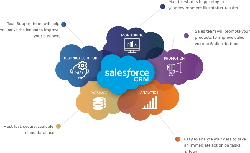 Salesforce CRM Services